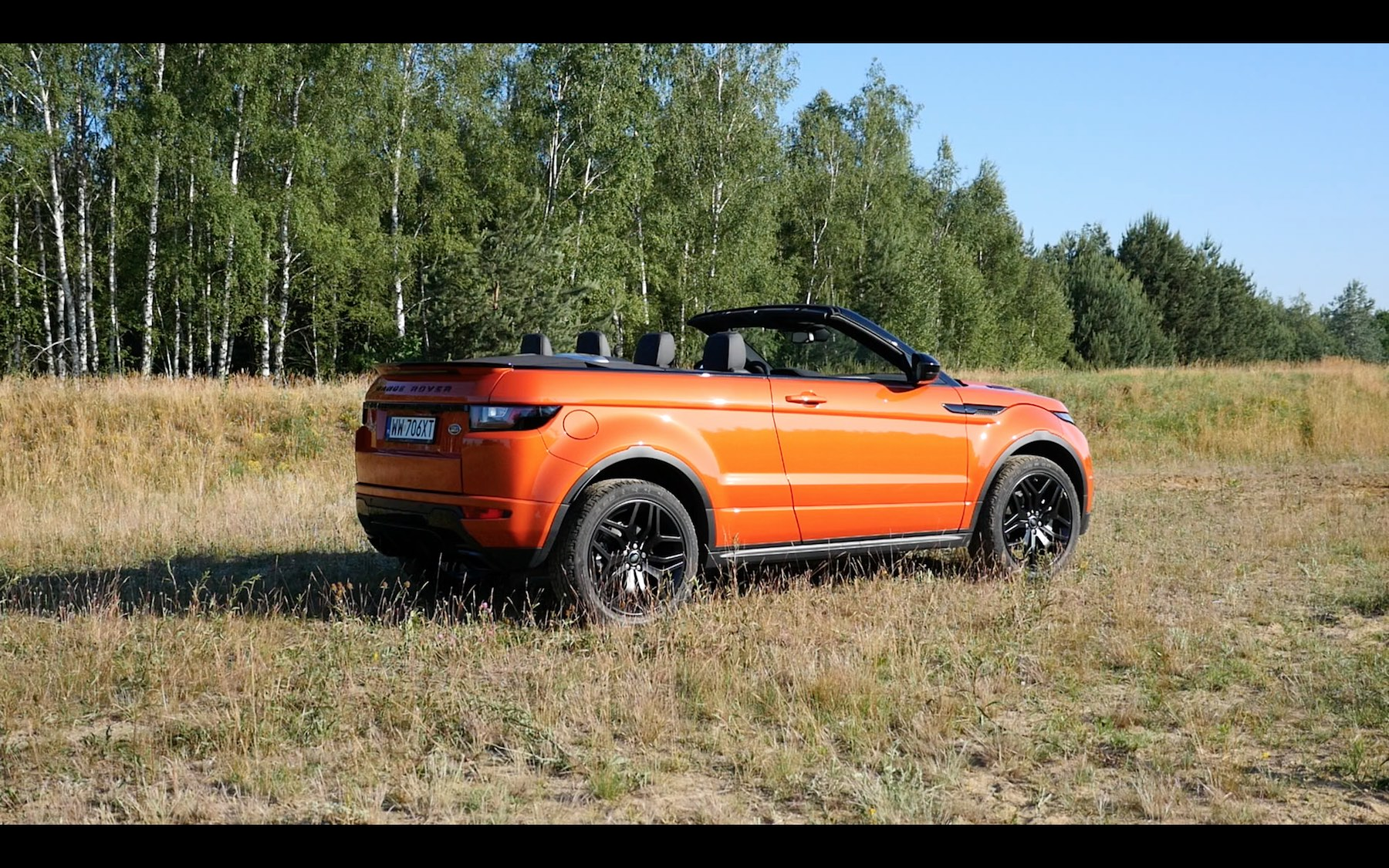 range rover evoque convertible wieruszewski test. Black Bedroom Furniture Sets. Home Design Ideas
